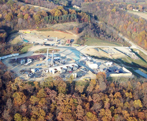 Sarsen Gas Plant