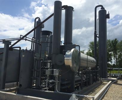 Batesville Compressor Station