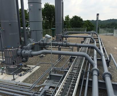 Ruesser Compressor Station