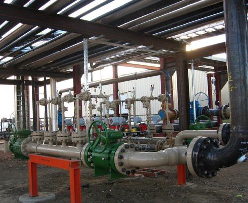 Watford City Plant